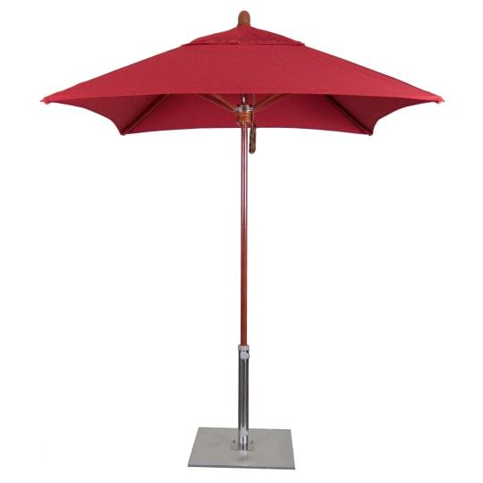 Square Market California Umbrella