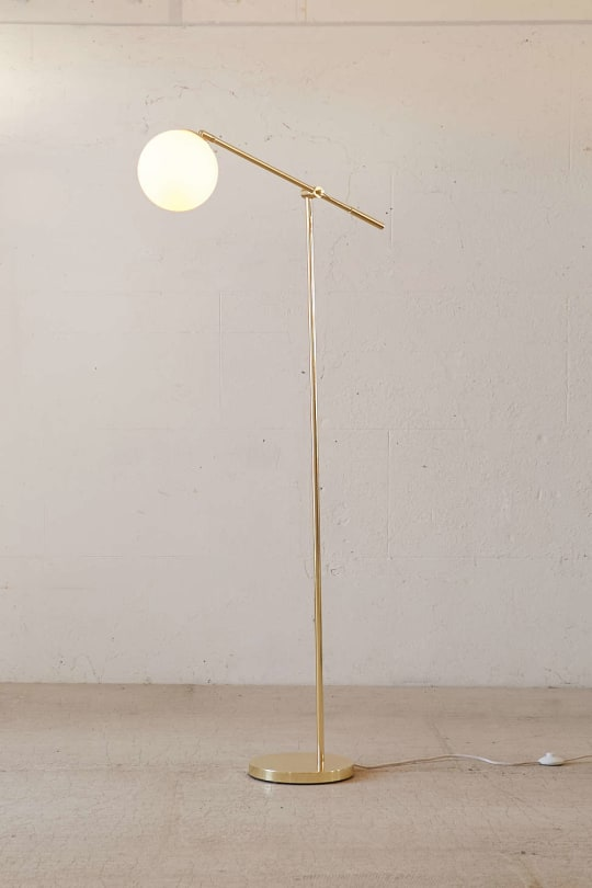 Globe Floor Lamp at Urban Outfitters