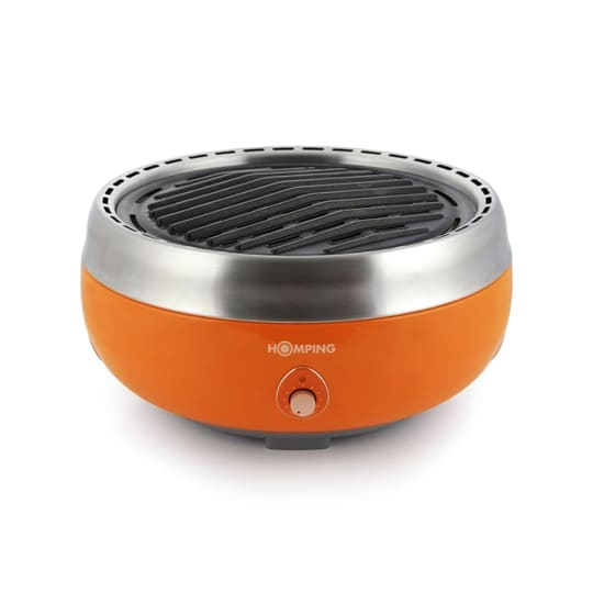 Homping Grill Ultimate Portable Charcoal BBQ Grill at Amazon