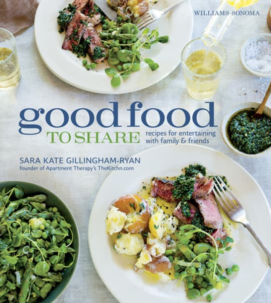 Good Food To Share by Sara Kate