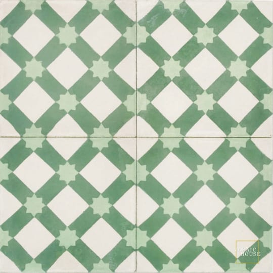 Anemone Tile