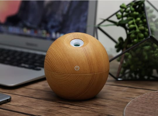 Wooden Mist Humidifier