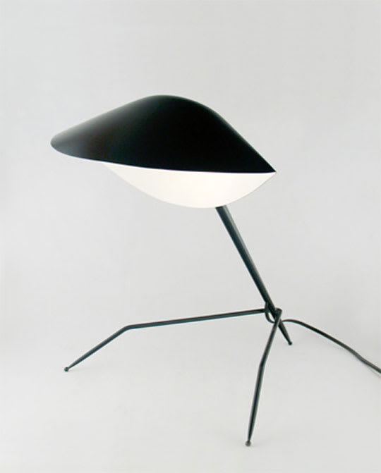 Tripode Desk Lamp By Serge Mouille Apartment Therapy