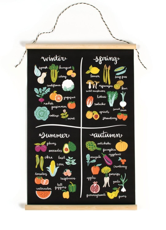 From the Garden Canvas Chart by Little Low