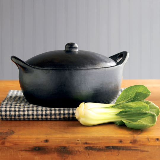 Black Chamba Clay Cookware