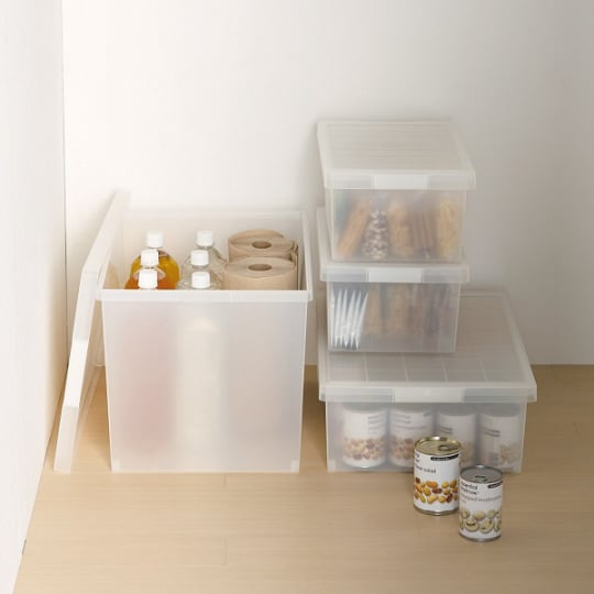 Storage Carry Box with Lock