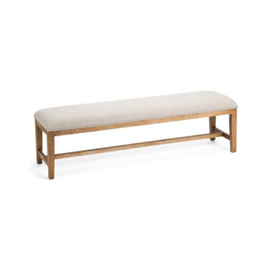 Classic Concepts Bench With Nailheads