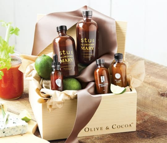 Bloody Mary Crate from Olive & Cocoa