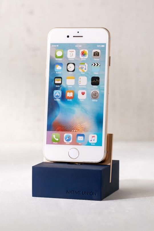 Native Union iPhone + iPad Stand
