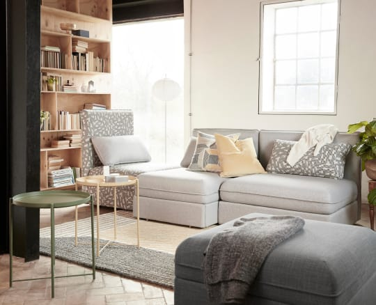 VALLENTUNA Modular Sofa