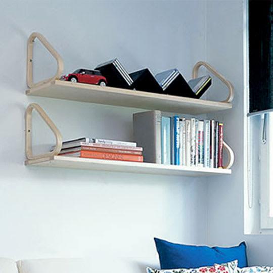 Wall Shelf by Alvar Aalto
