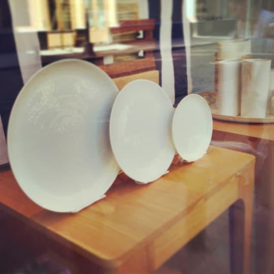 White Plates & Bowls by Mud Australia