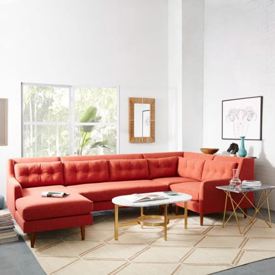 Crosby Sectional Pieces