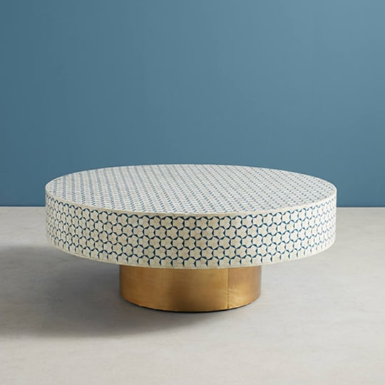 Targua Coffee Table at Anthropologie