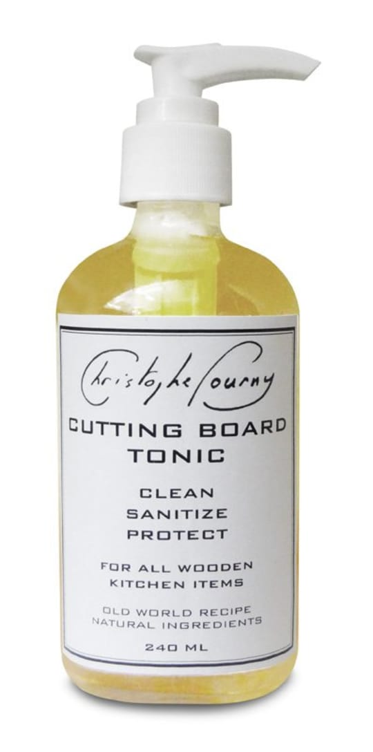 Cutting Board Tonic by Christophe Pourny