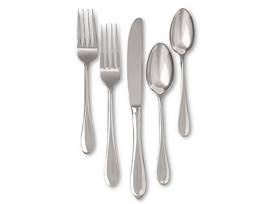 Gorham Studio 5-Piece Stainless Flatware Set