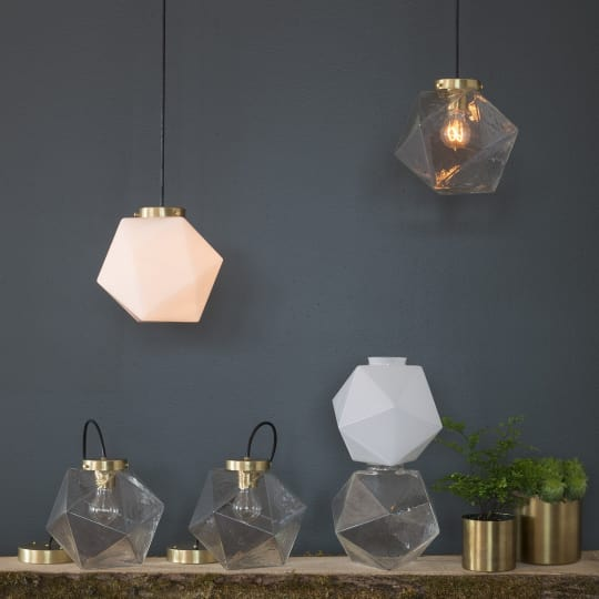Fuller Pendants from Schoolhouse Electric
