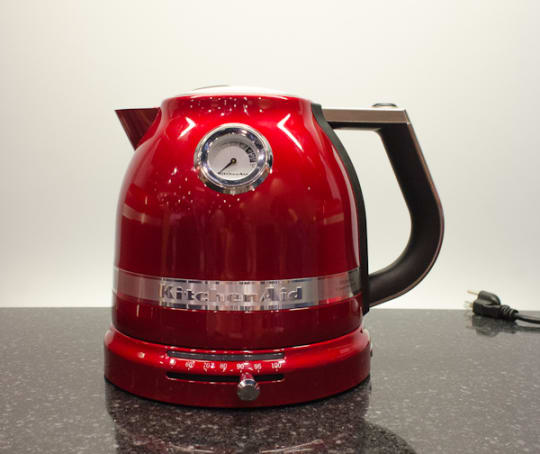 Electric Kettle from KitchenAid's Pro Line Series
