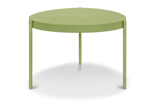 Capsule Home Ovoid Coffee Table Green