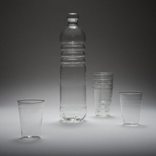 """""""SI-Glass"""" Glass from Burkelman"""