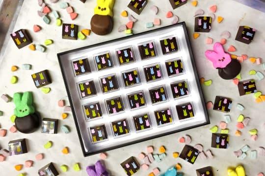Compartes Easter Peep Bonbons