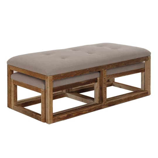 Benchmade by Brownstone Stansbury Coffee Table at Layla Grayce