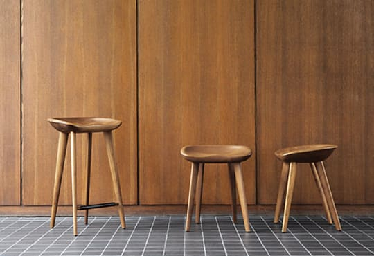 Tractor Stools by BassamFellows