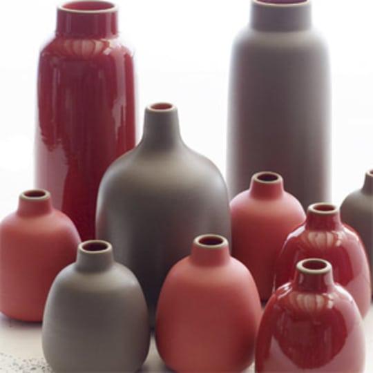 Winter Seasonal Vases