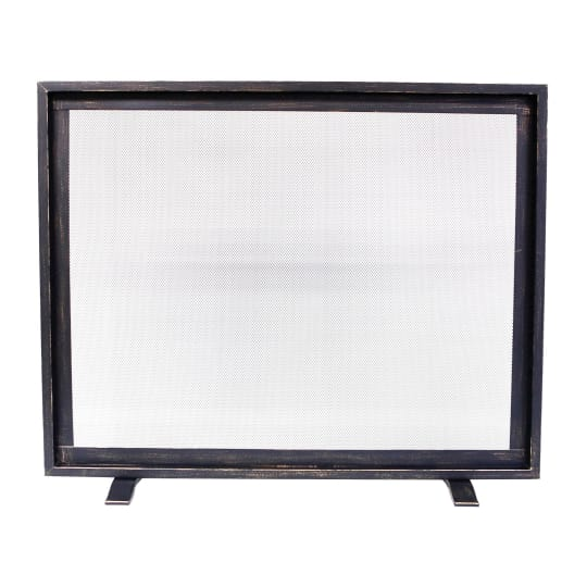 Best Modern Amp Contemporary Fireplace Screens 2017 Annual