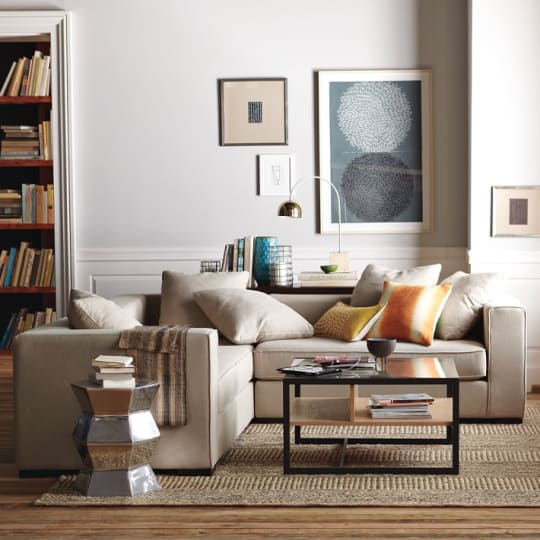 Walton Sectional at West Elm