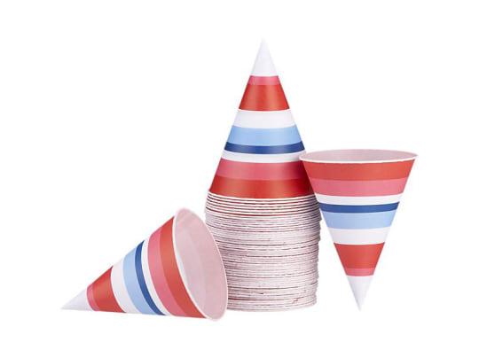 Snow Cone Papers from Crate & Barrel
