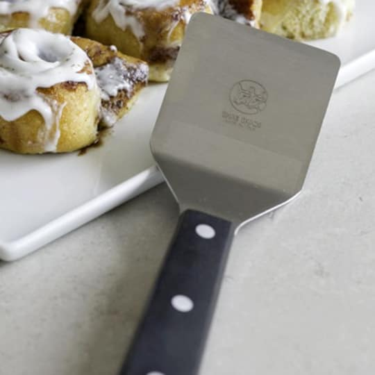 Square Stainless-Steel Spatula from Williams-Sonoma