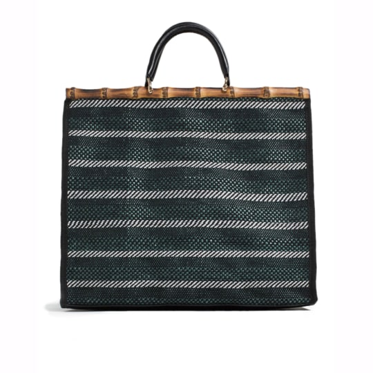 Zara Striped Tote