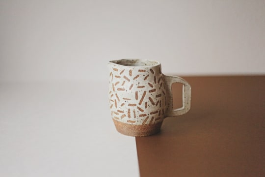 Ceramic Pitcher from Feldspar Collective