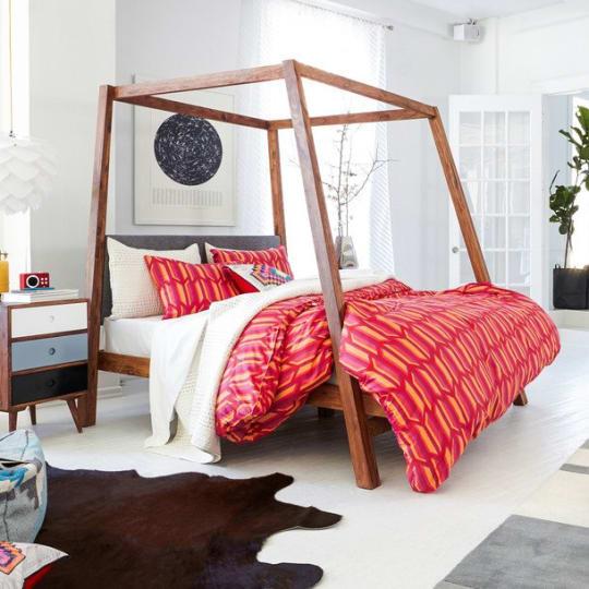 Coba King Bed