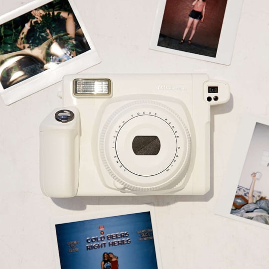 Fujifilm X UO Custom Color Instax Wide 300 Instant Camera