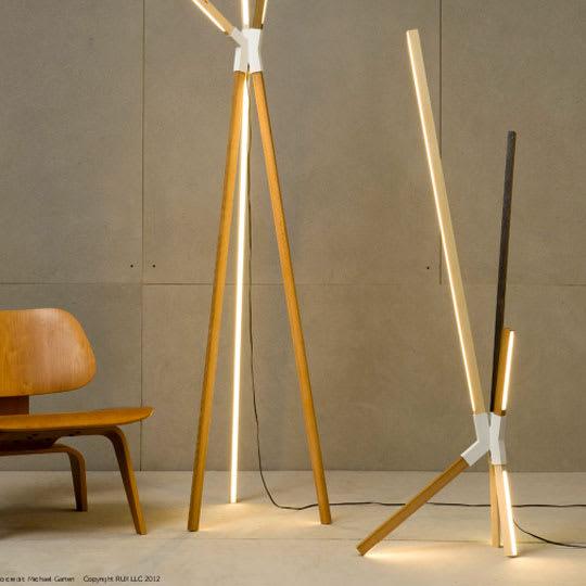 Middle Bang Lamp