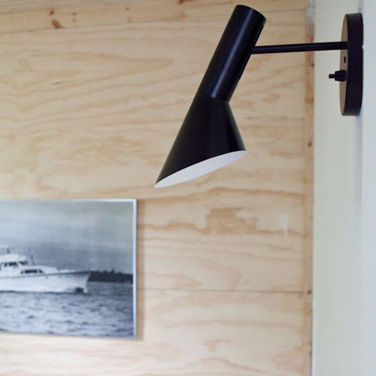 AJ Wall Sconce by Arne Jacobsen
