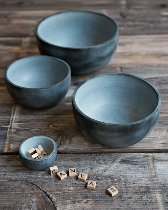 Soapstone Bowls from Canvas Home
