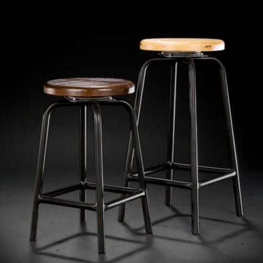 Swivel Pub Stool