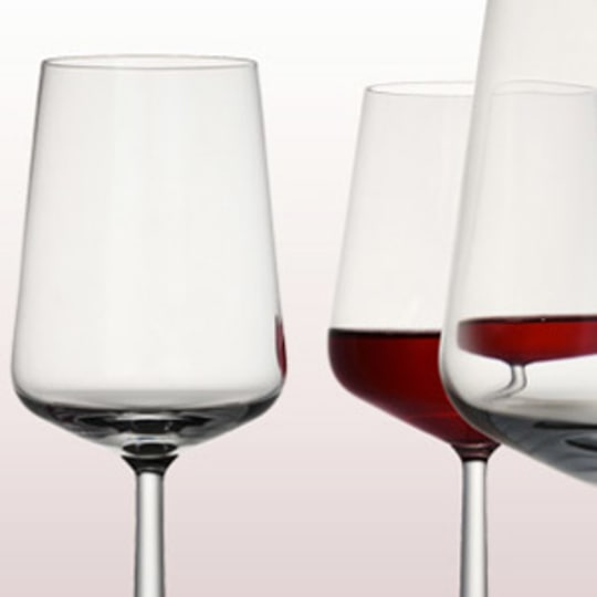 Essence Wine Glasses by Alfredo Haberli