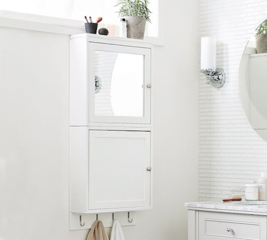 PB Studio Modular Bath Wall Unit at Pottery Barn