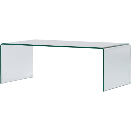 Archie Glass Coffee Table