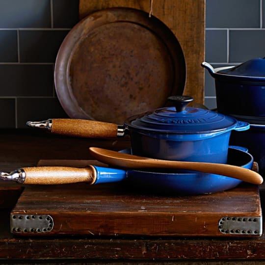 Le Creuset Heritage Cast Iron Saucepan
