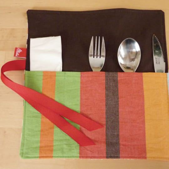 Cutlery Roll by Moba Design