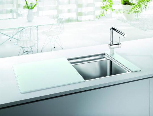 Crystalline Single Bowl Sink from Blanco