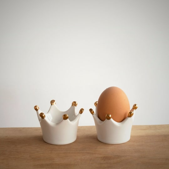 Henry the Egg Cup from Hello Design K