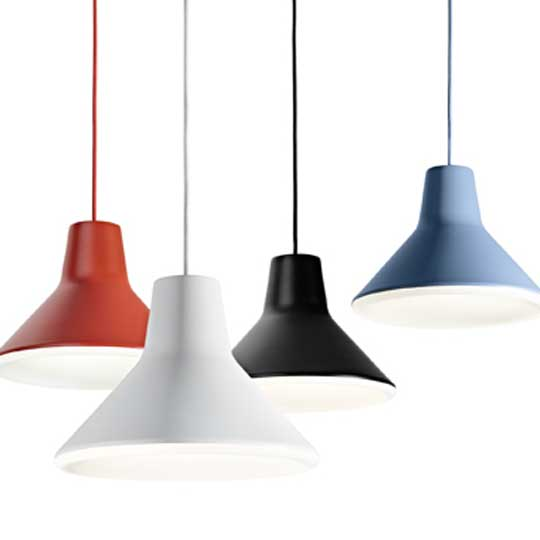 Archetype LED Pendant by Luceplan