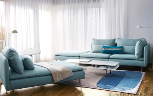 SÖDERHAMN Modular Sofa