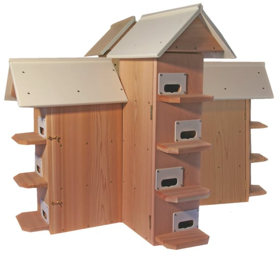 FMS Troyer T-14 Purple Martin House